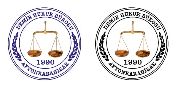 Demir Hukuk Bürosu Logo Tasarım