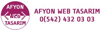 Afyon Web Tasarım Logo